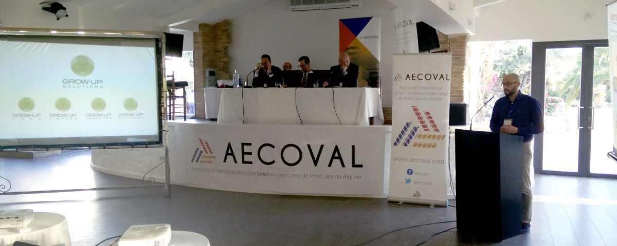 3a Asamblea AECOVAL - Grow Up Services