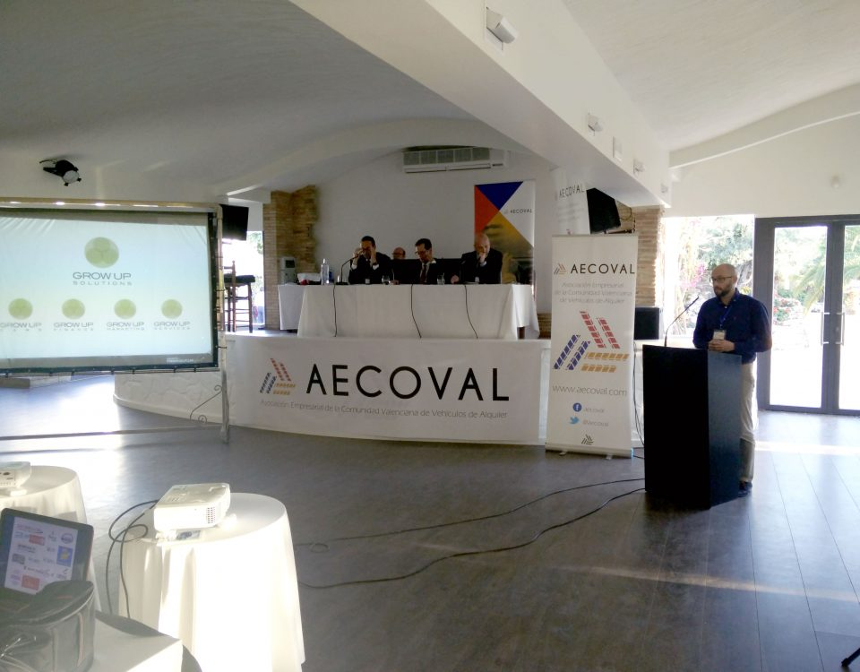 3a Asamblea AECOVAL - Grow Up Services