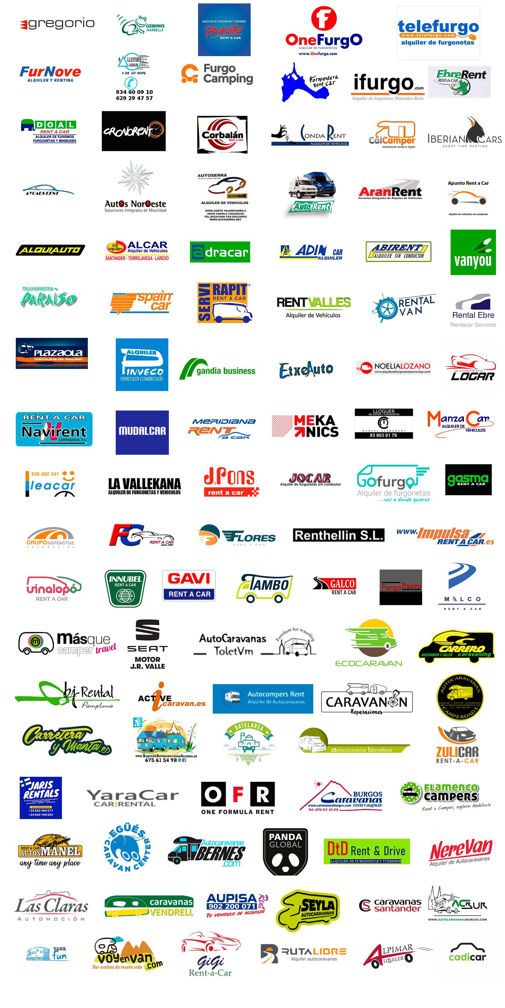 Rent a cars distribuidores de Garantía Franquicia Plus